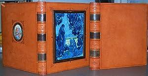 Werther. Figures d' Auguste Leroux. Quinze Compositions: Goethe