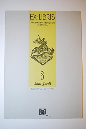 Ex-Libris. Quaderns d'Investigació Exlibrística. nº 3 Sant