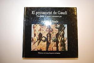 El Pensament De Gaudí.: Puig Boada, Isidre