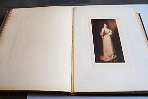 Le Livre De l' Art et La Beauté. Les Principaux Portraits Executés a Paris Par ...