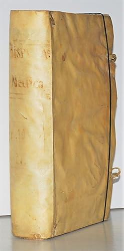 Disputationes Medicae Super Ea, Quae Hippocrates, Galenus,: Alonso De Los