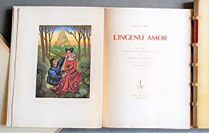 L'Ingenu Amor. Edició Definitiva Il.lustrada Amb Cinc: Riba, Carles