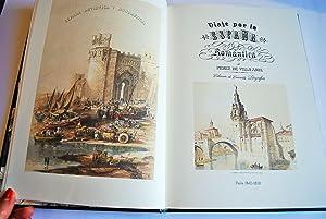 Viaje Por La España Romántica. Colección De 40 Litografías. Paris 1842 ...
