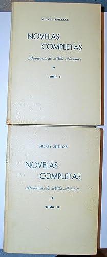 Novelas Completas. Aventuras De Mike Hammer.: Spillane, Mickey