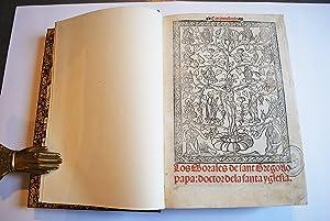 Con Privilegio. Los Morales De Sant Gregorio Papa: Doctor De La Santa Yglesia.: San Gregorio