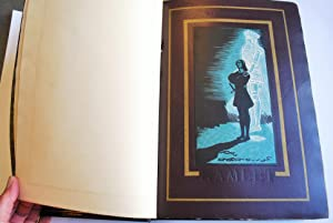 Hamlet. Drame En 5 Actes. Traduction De Georges Duval. Bois et Eaux-Fortes Originales De Georges ...
