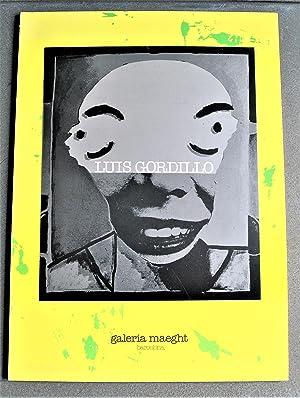 Luis Gordillo. Pintures, Técniques Vàries I Dibuixos.