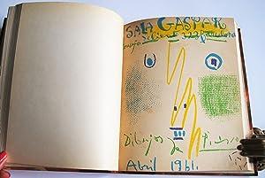Picasso. 30 Cuadros Inéditos 1917 - 1960. Exposición 1960. = Dibujos - Gouaches - ...