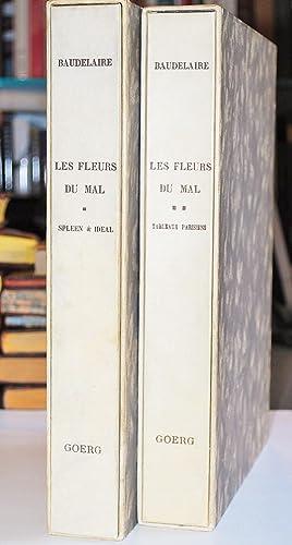 Les Fleurs Du Mal. Spleen et Idéal.: Baudelaire, Charles