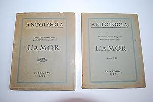 Antologia. Les Millors Poesies Dels Poetes Pots-Maragallians