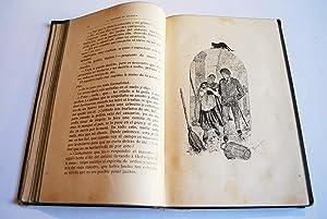 Narraciones Populares De La Selva Negra. Traducción De A. Fernández Merino. Ilustraci...
