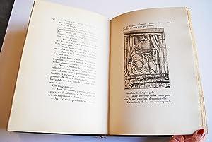 La Jeune Fille Verte. Gravures De Hermine David.: Toulet, P. J.
