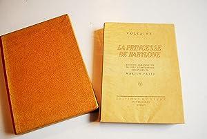 La Princesse De Babylone et Le Taureau: Voltaire
