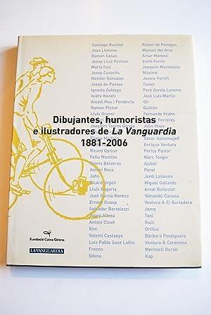 Dibujantes, Humoristas e Ilustradores De La Vanguardia