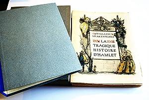 La Tragique Histoire d'Hamlet. Traduction Par Eugène: Shakespeare, William
