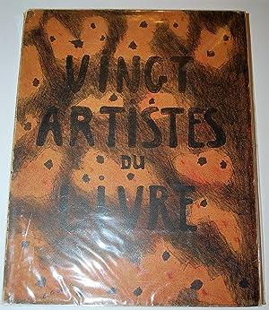 Vingt Artistes Du Livre.: Mornand, Pierre -