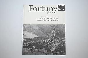 Fortuny Gravats. Marià Fortuny Marsal. Mariano Fortuny