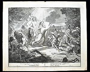 Resurrectio Christi. Resurección de Cristo. Bernard Picart: Broen