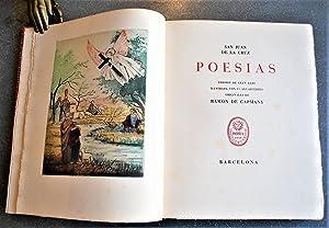 Poesias. Edición De Gran Lujo Ilustrada Con 11 Aguafuertes Originales De Ramón De ...