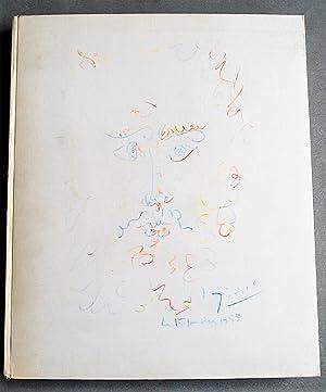 Los Dibujos De Pablo Picasso. Prólogo y Traducción De Juan Eduardo Cirlot: Jardot, ...