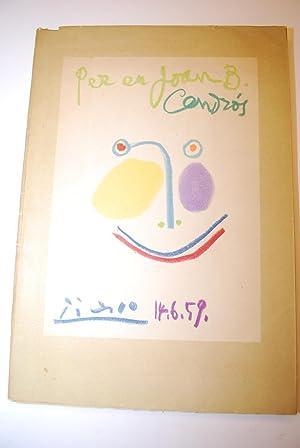 Picasso Traductor De Maragall. Divagacions Artístico - Bibliofíliques Entorn Del ...
