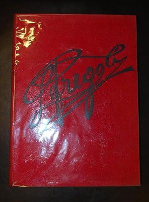 Frégoli. Litografies Antoni Tàpies.: BROSSA, Joan - TAPIES, Antoni