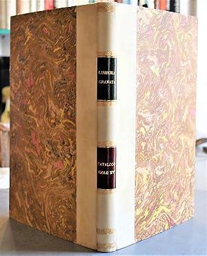 Catálogo De Libros Del Siglo XVI. Militares - Esgrima - Varios.: Granata