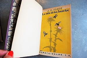 La Vida De Los Insectos.: Fabre, J. H.