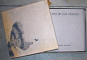 Vino De Los Tristes. 32 Serigrafías Estampadas: Machado, Emilio