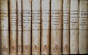 Commentaria in Vetus et Novum Testamentum.: Lapide, Cornelio (Alapide)