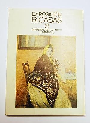 Ramón Casas. 1866 - 1932. Exposición Antológica.