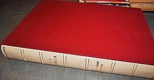 La Biblia. 22 Aguafuertes Realizados Por Gregorio Prieto.: Prieto, Gregorio