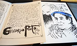 Cervantes. Serigrafías Realizadas a Mano Por Gregorio Prieto.: Prieto, Gregorio
