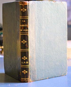 La Sacerdotisa De Vesta. Novela Romántica.: San Martín, Antonio