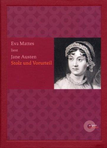 Eva Mattes liest Jane Austen: Stolz und: Austen, Jane und