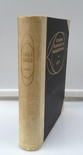 Ex Libris Buchkunst und Angewandte Graphik (1907),: Westen, Walter von