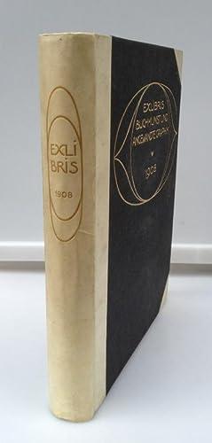 Ex Libris Buchkunst und Angewandte Graphik (1908),: Westen, Walter von