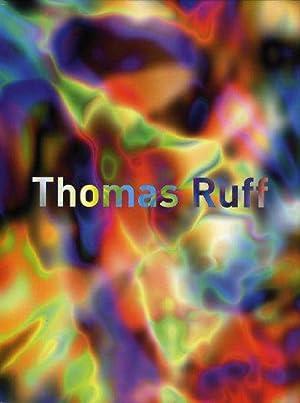 Thomas Ruff : Fotografien 1979 - heute: Winzen, Matthias [Hrsg.]