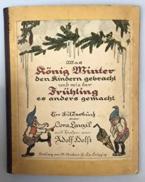 Was König Winter den Kindern gebracht und: Lauzil, Cora und