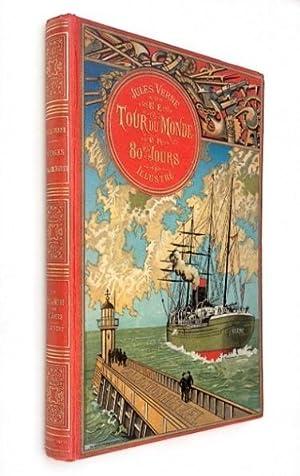 Le Tour du Monde en quatre-vingts Jours,: Verne, Jules,