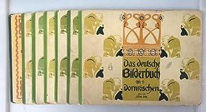 Sieben Märchen nach Brüder Grimm. Nr. 1.: Grimm, Brüder,