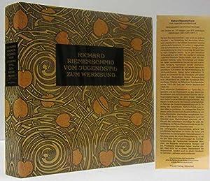 Richard Riemerschmid. Vom Jugendstil zum Werkbund. Werke: Nerdinger, Winfried [Hrsg.)