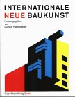Internationale neue Baukunst,