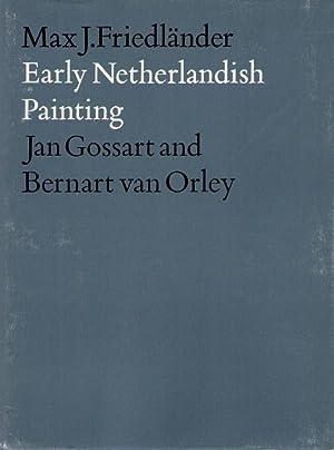 Jan Gossart and Bernart van Orley, comments: Friedländer, Max J.,