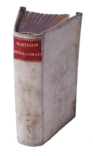 M. Valerii Martialis Epigrammata, cum notis Farnabii: Martialis, Marcus Valerius,