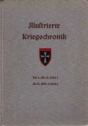 Illustrierte Kriegschronik der 3. (M.G.Schtz.), M.G.Batl.5 (mot.),: Zaltenbach, Rudolf,