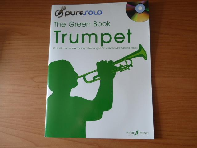 Pure Solo : The Green Book Trumpet (with CD)