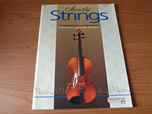 Strictly Strings: A Comprehensive String method Viola: Dillon, Jacquelyn ;