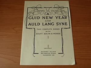 A Guid New Year and Auld Lang: Traditional ; Mozart