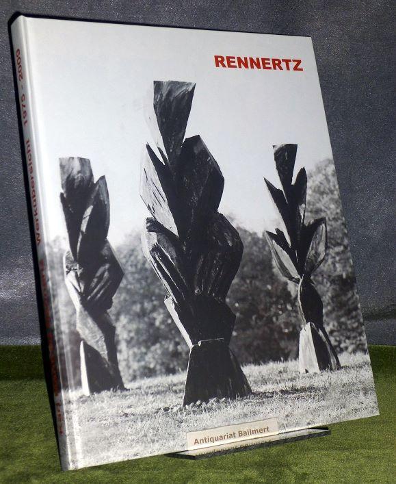 Werkübersicht 1975 - 2009. Märkisches Museum Witten.: Rennertz, Karl Manfred:
